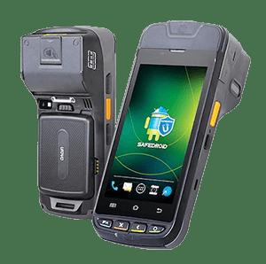دستگاه کارتخوان اندرویدی i9000s