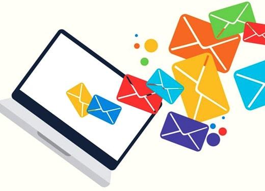 ایمیل و پیامک