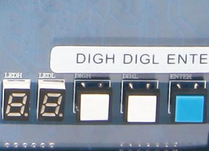 دکمه های دستگاه خودپرداز